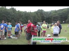 Camp Games - Food, Friends, Fireworks - Ultimate Camp Resource