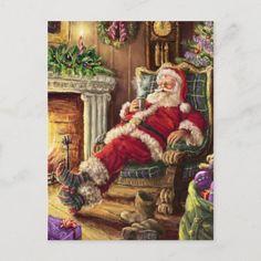 Vintage Christmas Cards, Christmas Greeting Cards, Christmas Card Holders, Christmas Greetings, Holiday Cards, Merry Christmas, Christmas Stuff, White Christmas, Nordic Christmas