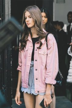 17 Looks Con Shorts Summer Outfits, Casual Outfits, Cute Outfits, Fashion Outfits, Womens Fashion, Fashion Tips, Fashion 2018, Fashion Boots, Looks Style