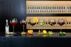 drinks foodstyling creative shooting bar berlin #aperitifmoment #martinitonic #playwithtime