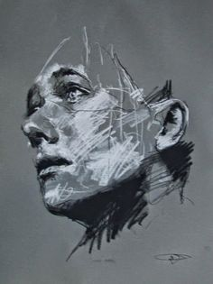 Guy Denning, born in North Somerset, has been obsessed with visual art since childhood and started painting in oils at the age of eleven after receiving a set of old paints from a relative that had grown bored with them.