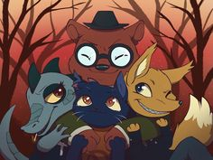 So like. Night in the Woods was good.