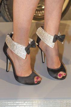 Kate Spade's Cute Shoes for Fall 2013- tuxedo shoes