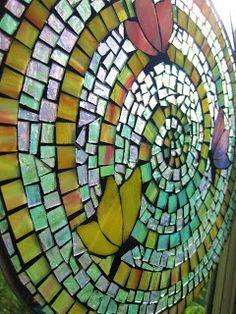 In My Studio, the art of Deborah Mattson: Mosaics