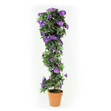 Kunststof bloemenboom Ochtendchloren 140 cm