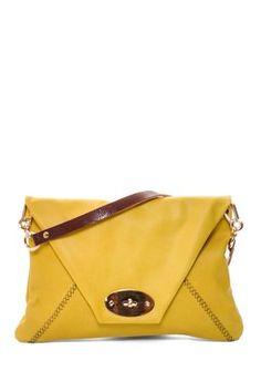 Envelop Clutch Envelope Clutch, Clutch Wallet, Simply Fashion, Yellow  Leather, Vintage Leather a71a045c86