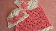 crochet for beginners crochet tutorial crochet dress 2 part 1 - YouTube
