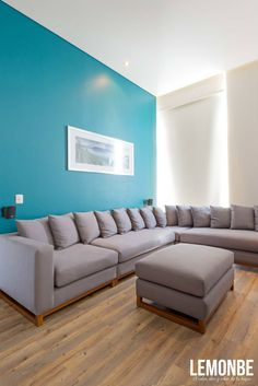 Color Therapy/ Tailor Made Design/ Mueble hecho a mano/ Proyecto Lago Alberto