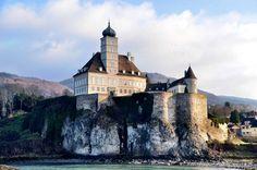 Melk, home to the ancient abbey - Sailing Through Austria's Incredible Wachau Valley Wachau Valley, Viking River, Austria, Notre Dame, Vikings, Closer, Sailing, Cruise, The Incredibles