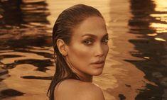 Jennifer Lopez nearly broke the internet in a cheeky metallic swimsuit | HELLO! Jlo Glow, Selena Quintanilla, Ben Affleck, Saint Tropez, Sephora, Jennifer Lopez News, Metallic Swimsuit, Face Wrinkles, Social Media Stars