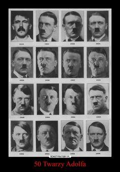 50 Twarzy Adolfa