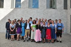 The picture before: Ravensburger Digital goes Wiesn 2012... but we can´t show the after Wiesn pictures :))  #RavensburgerDig