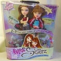 Bratz sisters Kiani and Lilani *tall bratz