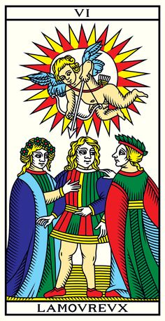 The Tarot of Marseilles Millennium Edition - The cards