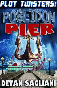 NEW BOOK ALERT  Poseidon Pier an interactive kids adventure is now live on Amazon and FREE on Kindle Unlimited! Get yours at http://ift.tt/2phloVh Welcome to Poseidon Pier! Weve recently renovated adding a mega coaster a dazzling water slide and several other thrilling attractions! A word of warning this is no ordinary pier. Dont let the happy-looking kids or the short lines fool you real danger lurks around every corner! Are you brave enough to ride the Kraken? Can you make it out of…