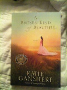 A broken kind of beautiful #christianromance
