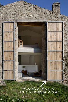 Méchant Design: in my dreams' house...