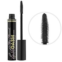 A voluptuous, fluffing mascara that conditions as it thickens to create dramatically long lashes with intense color. Lashgasm by TooFaced
