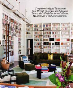 Chez Diane von Furstenberg a Connecticut - well done!!