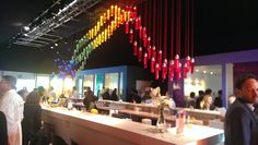 Images from day two of the Light and Build 2014 in Frankfurt #LB14