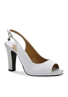J Rene233 White Pearl Calador Slings