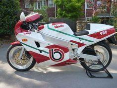 1991 Bimota YB8