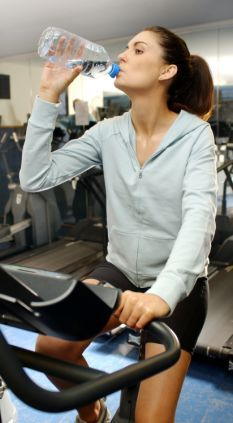 People who exercise on work days are happier, suffer less stress, and are more productive