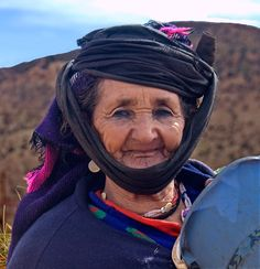 Berber women in the far reaches of the Atlas Mountains still remember the Glaoui, Morocco