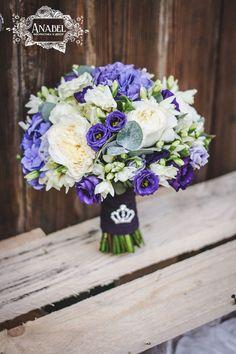 королевский букет невесты