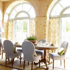 Esszimmer Wohnideen Möbel Dekoration Decoration Living Idea Interiors home dining room - Rustikal sieht Esszimmer