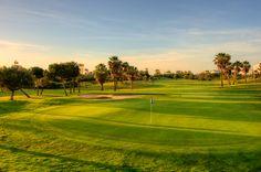 Costa Ballena Ocean Golf Club. Rota. Diseñado por José María Olazábal.