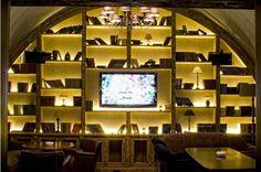 Courchevel Restaurant /   by Megre Interiors , via Behance