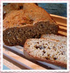 Voici ma recette de pain....; Lorsque on est au régime Dukan, il n'est pas autorisé de manger du pain.... Mais moi, c'est vraiment l'un de mes aliments préférés. Alors voici mon alternative ! Pain Dukan il faut: - 100 g d'eau, - 100 g de lait écrémé,...
