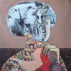 Tecnica Acrilic end Sicret ,Anno 2009 . Autore Lino Lanaro