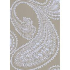 Paisley Wallpaper......for the Master Bedroom?