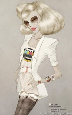 Illustrations by Janomica | Cuded