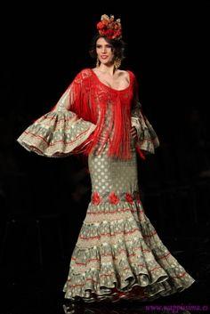 Traje de Flamenca - Atelier-Rima - Simof-2015
