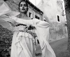 the sun also rises: amanda wellsh by yelena yemchuk for porter #13 spring 2016