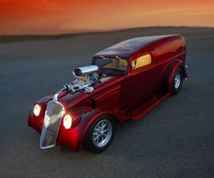 33 Willys Panel - Stunning!