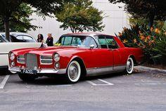 1958 Facel Vega Excellence hardtop sedan (1st series, EX1)