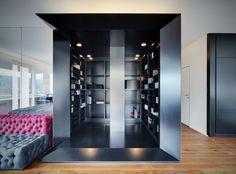 Appartamento T / Arkham Project #living #hall #lighting