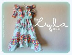 The Lyla Dress | Sewing Pattern | $5 Deals (now through 07/29/14 MST) | YouCanMakeThis.com