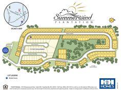 Summerwind Plantation   H&H Homes   Homes for Sale in Garner, NC