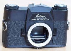 Regula Reflex 2000 CTL 35mm film SLR camera body M42 mount | King Kalimar