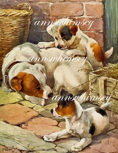 """WALL ART- Antique Art """"Please Let Mommy Sleep"""" #annswhimsey $12"""