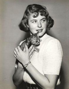 Ingrid Bergman and CAT 1940s