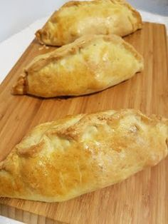Love Baking with the Cuisine Companion: CORNISH PASTY