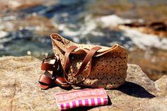 Labyrinth of my hobbies: Вязаная сумка Honey Oversized Shopper.