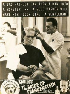 Por los valientes que ponen su cabeza en manos de cualquier peluquero.