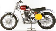 1960 - Husqvarna 450 Cross - Vintage Dirt Bikes